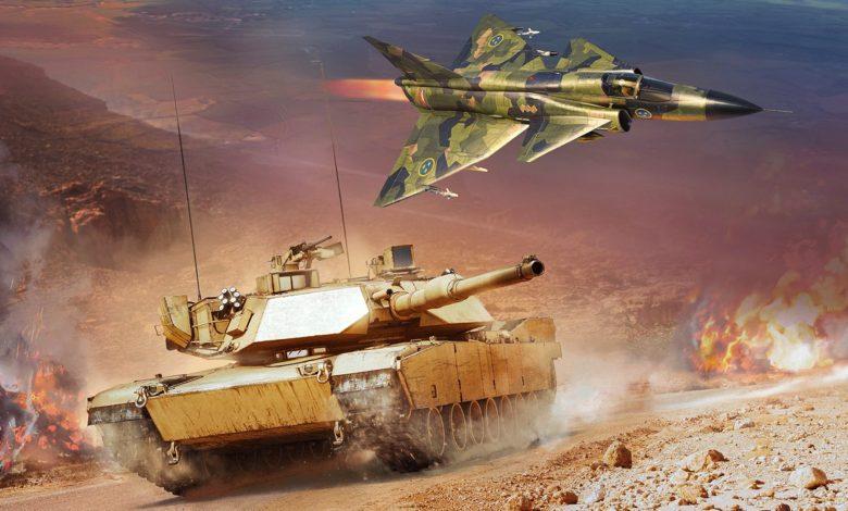 War Thunder's Direct Hit update adds a fleet of new content