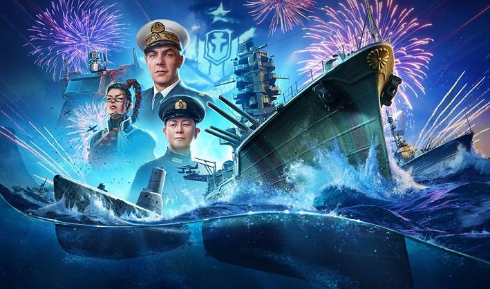 World Of Warships Celebrates Sixth Anniversary