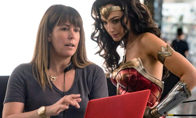 Wonder Woman 1984 Patty Jenkins