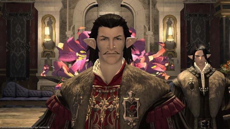 Voice Actor Of Final Fantasy XIV's Count Edmont De Fortemps, Stephen Critchlow, Passes Away