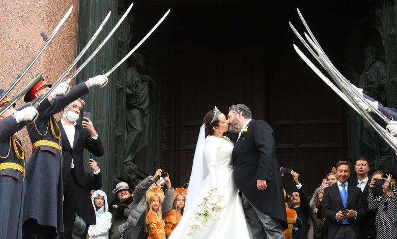 Romanov Wedding Is a Royal Russian Flashback