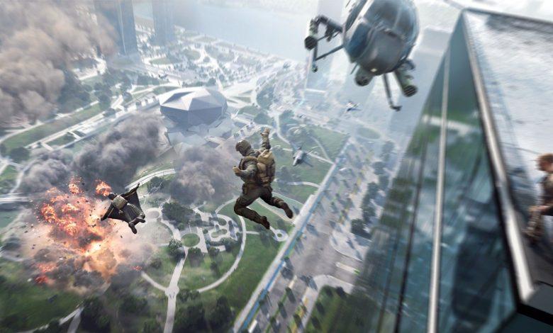 Battlefield 2042 Clip Shows Hilarious 1v1 Encounter
