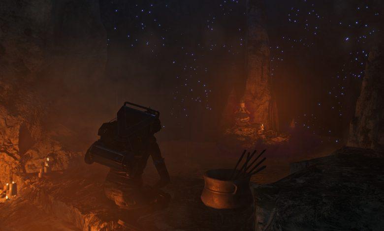 Oku's Triada Relic treasure hunt guide