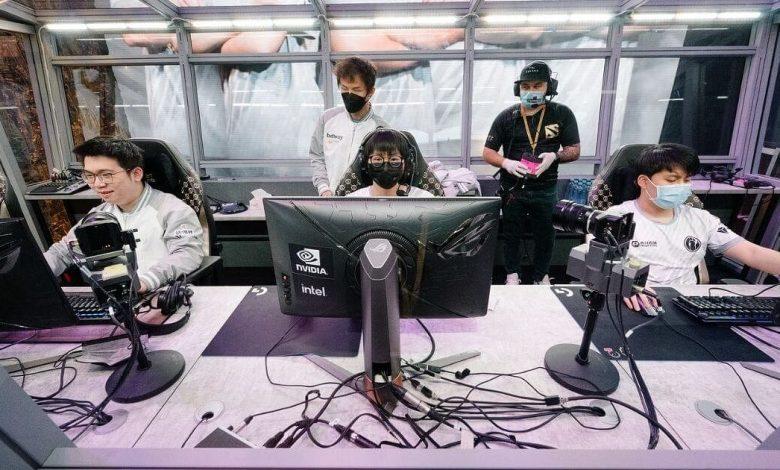 Invictus Gaming Decimate Team Spirit in Opening Series of TI10 Main Event
