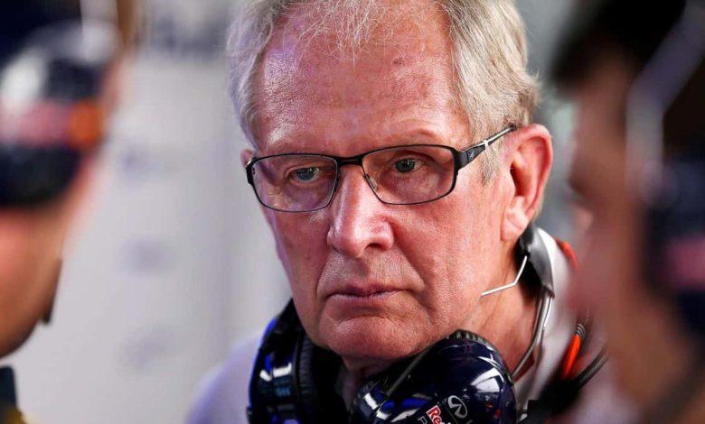 Red Bull Advisor Helmut Marko