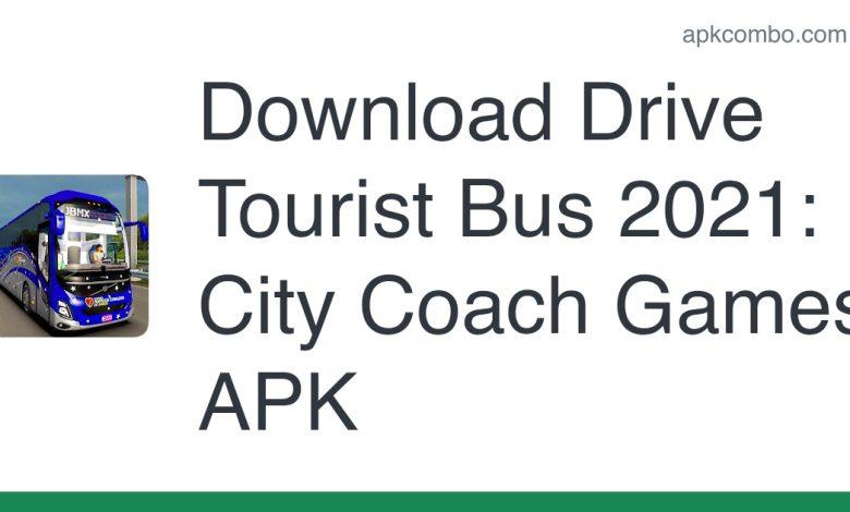 Download Drive Tourist Bus 2021: City Coach Games APK