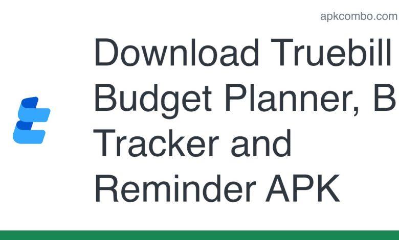 Truebill Budget Planner, Bill Tracker and Reminder APK 5.0.9 (Android App)