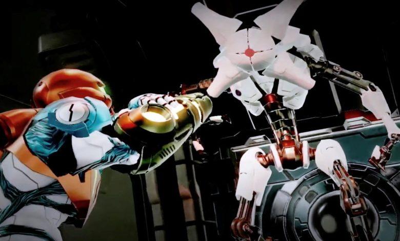 Fan Makes Metroid Dread Jack-O-Lantern