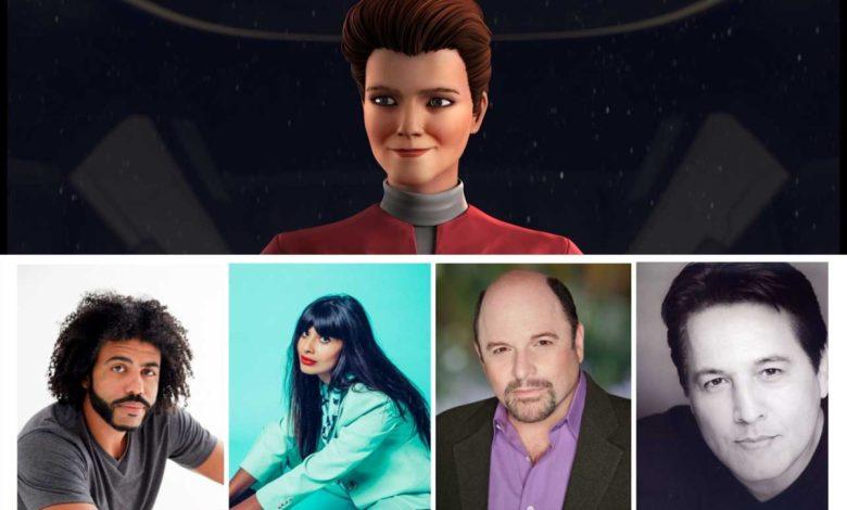 Prodigy' Adds Jameela Jamil, Jason Alexander, Daveed Diggs, Robert Beltran To Cast